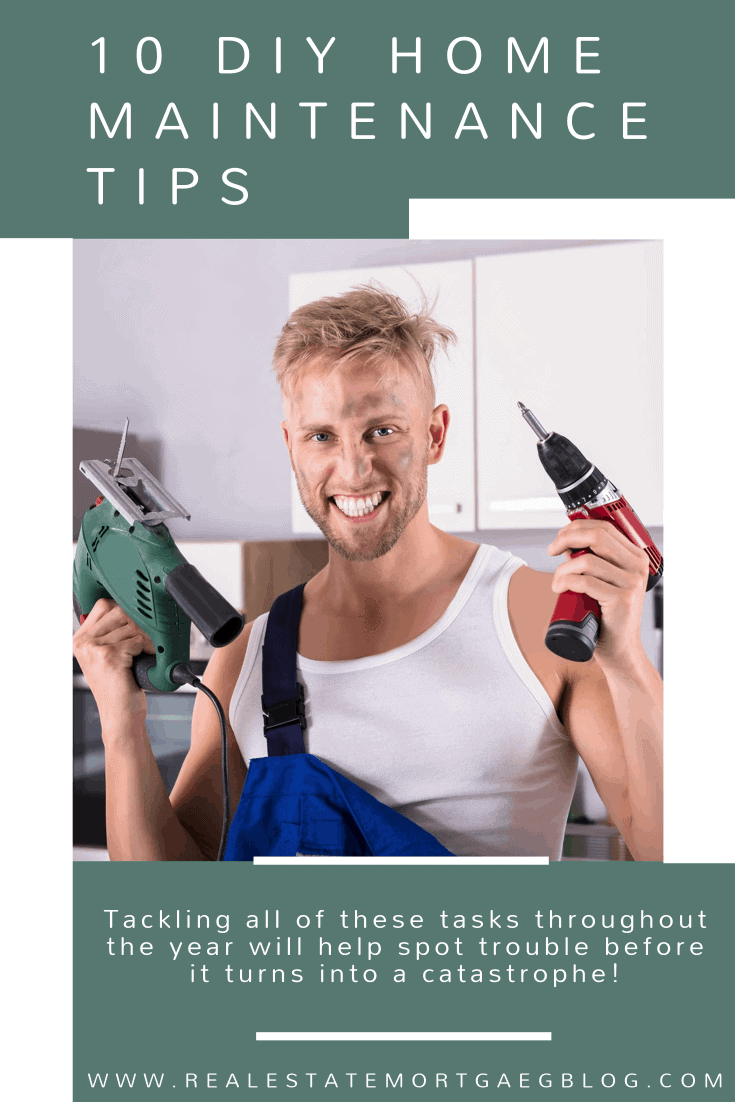 Home Maintenance Tips