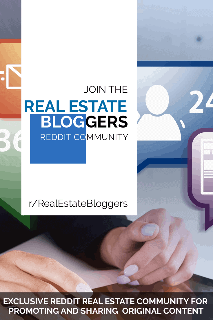 Join The Top Real Estate Bloggers Group On Reddit – Social